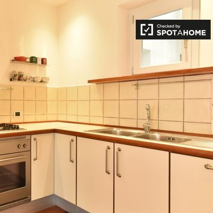 Rent this 3 bed apartment on Friends Bar in Via del Vascello, 36B