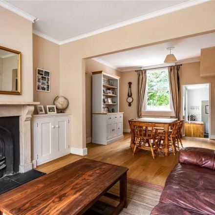 Rent this 3 bed house on Parish Centre in Harley Street, Bath