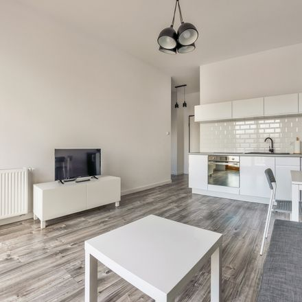 Rent this 1 bed apartment on Bolesława Chrobrego 96e in 80-414 Gdańsk, Polska