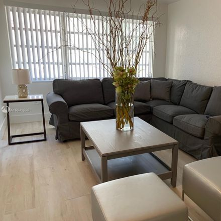 Rent this 2 bed condo on 500 Northeast 26th Street in Miami, FL 33137