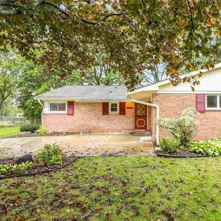 Rent this 3 bed house on 6331 Dewhirst Drive in Saginaw Charter Township, MI 48638