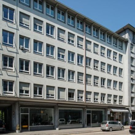 Rent this 0 bed apartment on Claridenstrasse 25 in 8002 Zurich, Switzerland