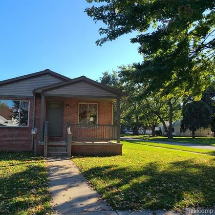 Rent this 3 bed house on 20455 Powers Avenue in Dearborn Heights, MI 48125