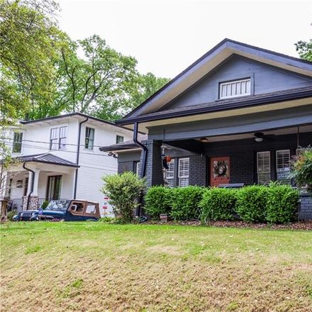 Rent this 3 bed house on 927 Courtenay Drive Northeast in Atlanta, GA 30306
