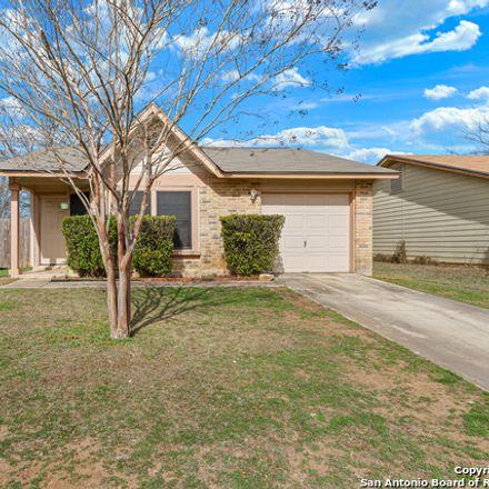 Rent this 3 bed house on 9751 Hidden Rock in San Antonio, TX 78250