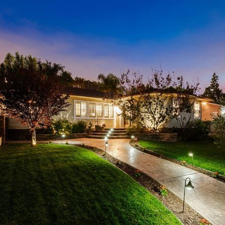 Rent this 3 bed house on Halkirk St in Studio City, CA