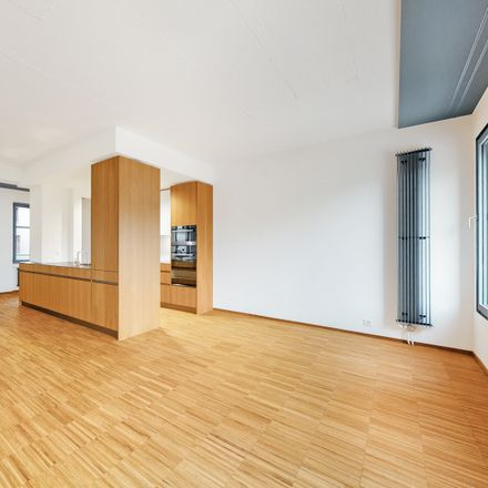 Rent this 2 bed apartment on StadtKLATSCH - Café & Lounge in Schulthess-Allee 1, 5200 Brugg