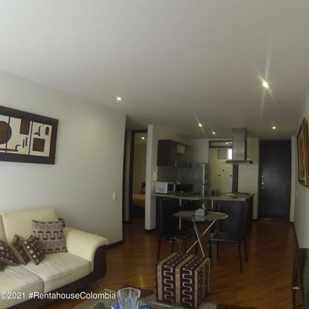 Rent this 2 bed apartment on Loft Chico 97 in Calle 97, Localidad Chapinero