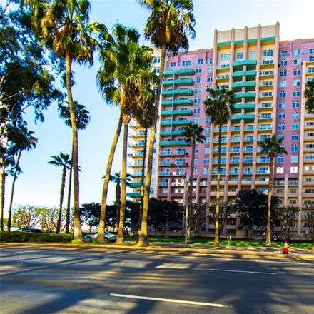 Rent this 1 bed condo on 488 E Ocean Boulevard in Long Beach, CA 90802