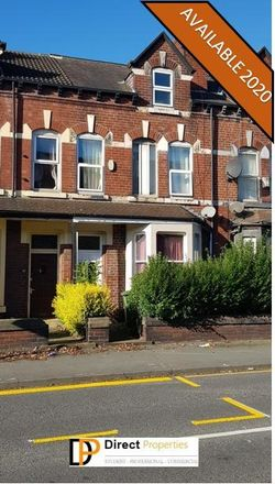 Rent this 6 bed house on Grove Court Nursing Home in Cardigan Road, Leeds LS6 3AE