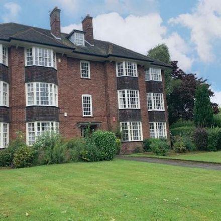 Rent this 2 bed apartment on Bristol Road in Birmingham B29 6ND, United Kingdom