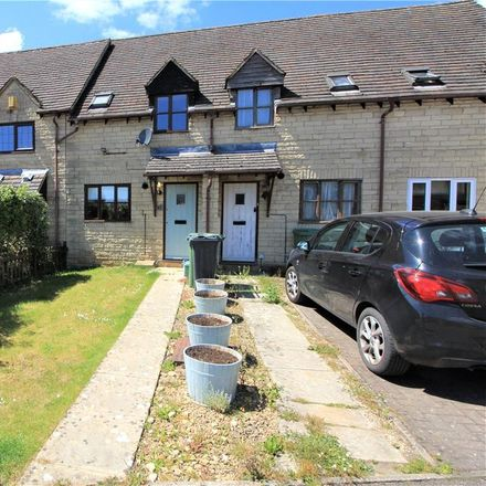 Rent this 2 bed house on Farriers Croft in Stroud GL6 8JW, United Kingdom