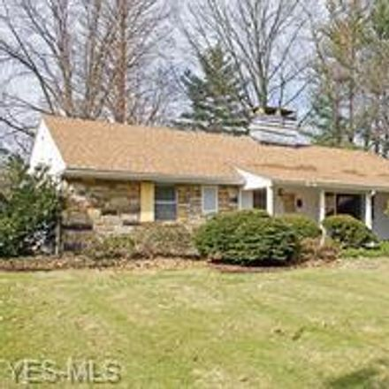 Rent this 2 bed house on 3250 Green Road in Beachwood, OH 44122