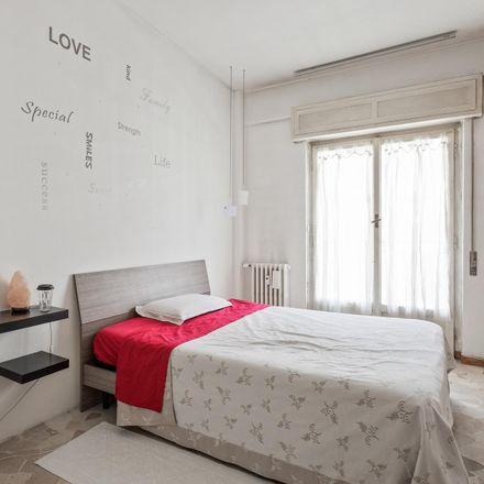 Rent this 4 bed room on Via Gianfranco Zuretti in 28125 Milan Milan, Italy