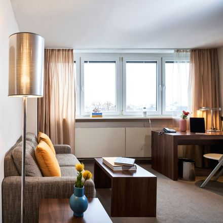 Rent this 1 bed apartment on Liv'in Hotel & Residence in Seilerstraße 18, 60313 Frankfurt