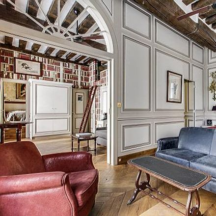 Rent this 3 bed apartment on 11 Rue Dupuytren in 75006 Paris, France