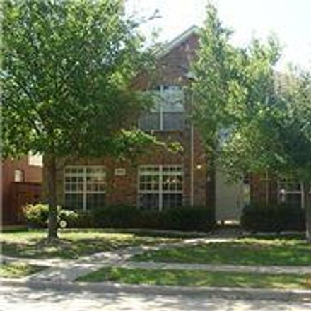 Rent this 4 bed house on 2049 Wimbledon Drive in Allen, TX 75025