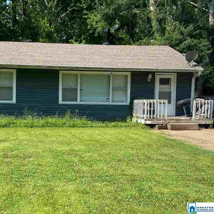Rent this 3 bed house on 2536 21st Street in Hueytown, AL 35023