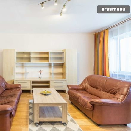 Rent this 1 bed apartment on Laisvės pr. in Vilnius 07189, Lithuania