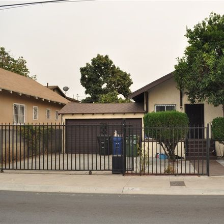 Rent this 3 bed house on 5322 Marmion Way in Los Angeles, CA 90042