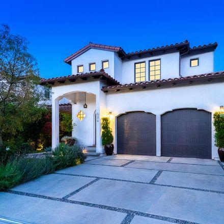 Rent this 4 bed apartment on 534 North Sierra Bonita Avenue in Los Angeles, CA 90036
