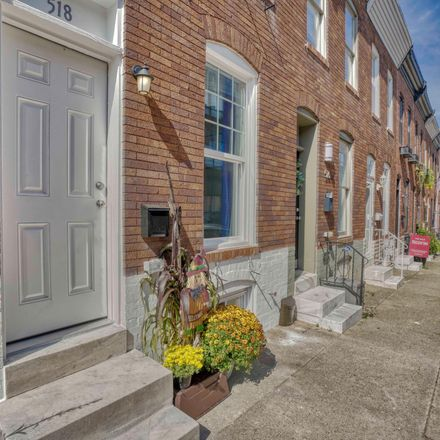 Rent this 3 bed townhouse on Baltimore in Canton, MD