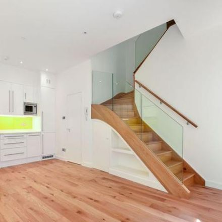 Rent this 1 bed apartment on 127 Lanark Road in London W9 1RX, United Kingdom