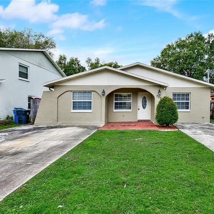 Rent this 4 bed house on North Thatcher Avenue in Tampa, FL 33614