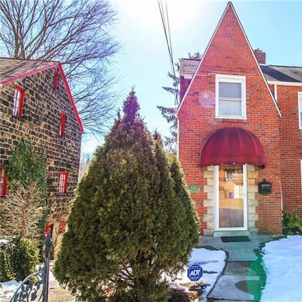 Rent this 3 bed house on 1528 Reamer Street in Pittsburgh, PA 15226