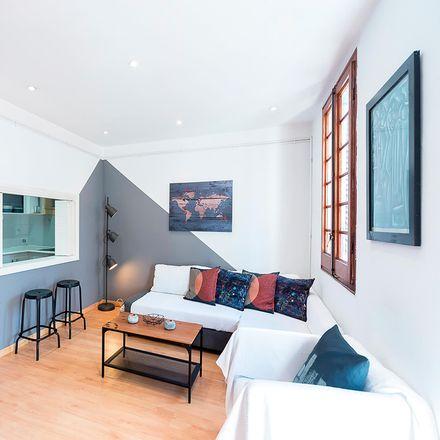 Rent this 4 bed apartment on Carrer de Roger de Flor in 24, 08018 Barcelona