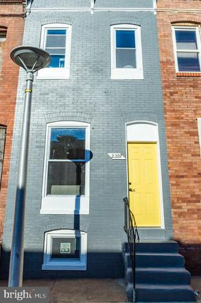Rent this 2 bed townhouse on 2222 Prentiss Place in Baltimore, MD 21205