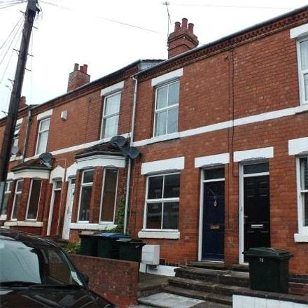 Rent this 2 bed house on Earlsdon Primary School in Newcombe Road, Coventry CV5 6NL
