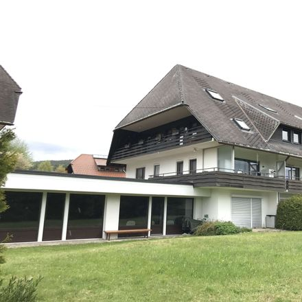Rent this 1 bed apartment on In der Würze 13 in 79837 Häusern, Germany