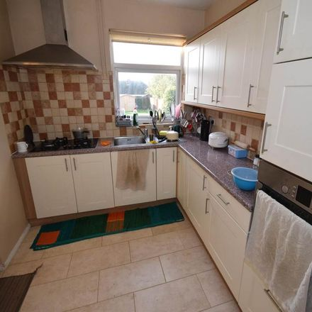 Rent this 3 bed house on Verdale Avenue in Leicester LE4 9TG, United Kingdom