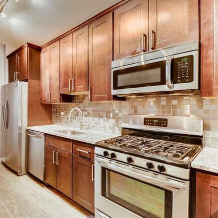 Rent this 2 bed townhouse on 1410 East Oliver Street in Baltimore, MD 21213