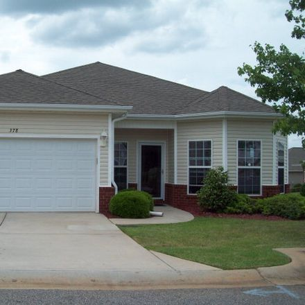 Rent this 3 bed house on 378 Spyglass Hill Drive in Perry, GA 31069