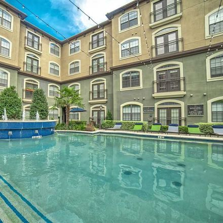 Rent this 1 bed apartment on 2598 Cedar Springs Road in Dallas, TX 75201