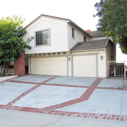 Rent this 4 bed house on 2274 North Rockridge Place in Orange, CA 92867