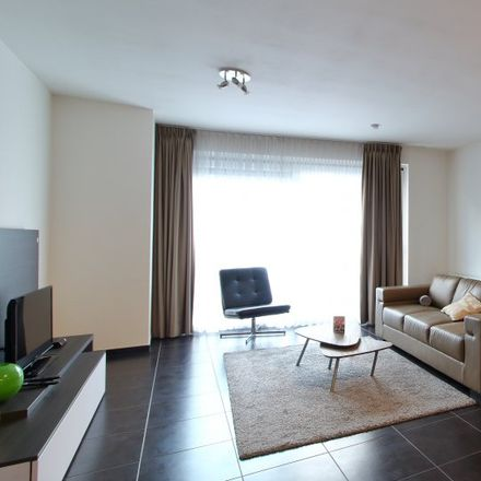 Rent this 1 bed apartment on Boulevard de Dixmude - Diksmuidelaan 25 in 1000 Brussels, Belgium