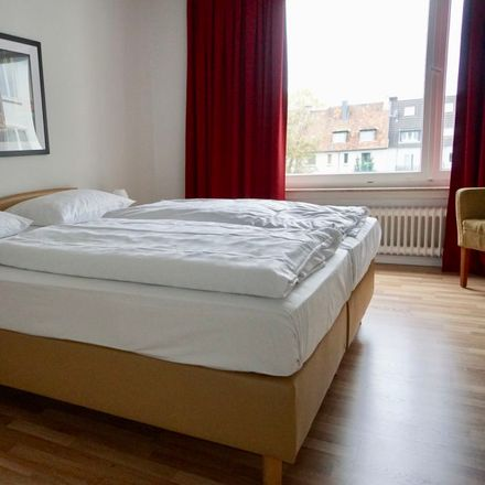 Rent this 2 bed apartment on Christophstraße 24 in 45130 Werden, Germany