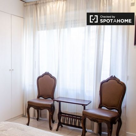 Rent this 4 bed apartment on Via Lorenzo Valla in 00152 Rome RM, Italy