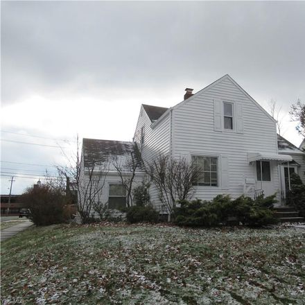 Rent this 4 bed house on 4856 Westbourne Rd in Cleveland, OH