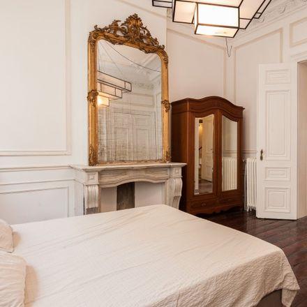 Rent this 1 bed apartment on Amnesty International Belgique francophone in Chaussée de Wavre - Waverse Steenweg, 1050 Ixelles - Elsene