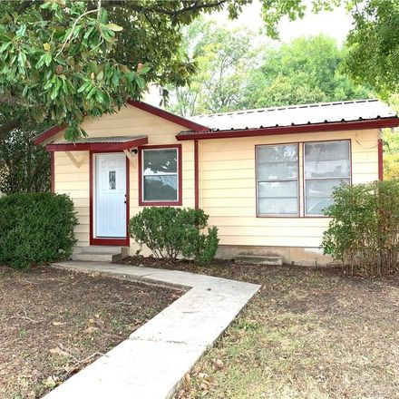 Rent this 2 bed house on 412 S C M Allen Pkwy in San Marcos, TX