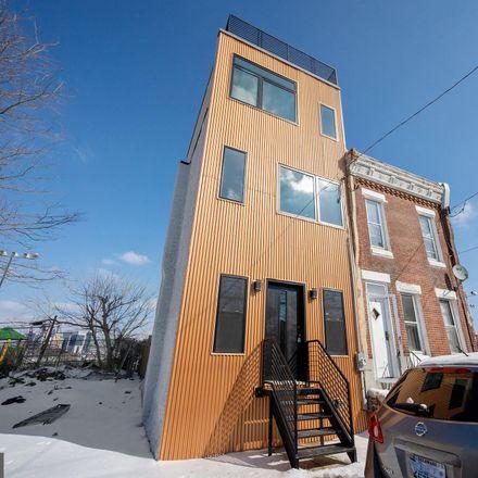 Rent this 4 bed townhouse on 2933 Wharton Street in Philadelphia, PA 19146