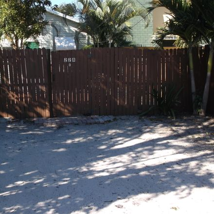 Rent this 1 bed apartment on 228 S K St in Lake Worth, FL