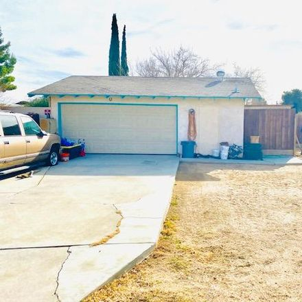 Rent this 3 bed house on 4016 W Ave L in Lancaster, CA