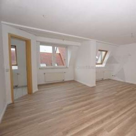 Rent this 2 bed apartment on CBZ Bildungszentrum Schmitt e.K. in Brunnenstraße 20, 08056 Zwickau
