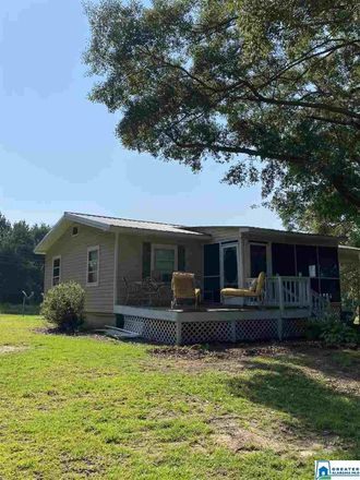 Rent this 2 bed house on 89 Co Rd 317 in Crane Hill, AL