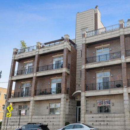 Rent this 2 bed condo on 2635-2639 West Lawrence Avenue in Chicago, IL 60625